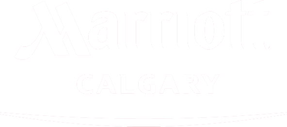 Logo for the Calgary Marriott Hotel
